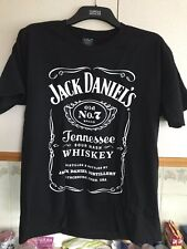 Jack Daniels BIRTHDAY 2017 T-Shirt LARGE  Mens Black