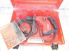 Hilti TE 7 + Koffer Bohrmaschine Bohrhammer  Rechnung MwSt.