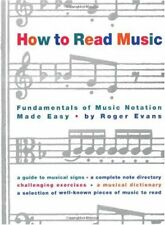 How to Read Music: Fundamentals of Music Notation