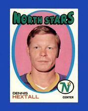 New listing 1971-72 Topps Set Break #128 Dennis Hextall NM-MT OR BETTER *GMCARDS*