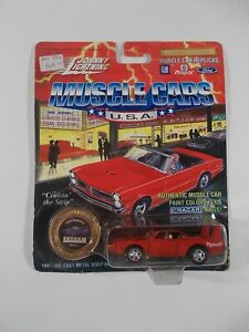 Johnny Lightning 1/64 Muscle Cars USA 1970 Superbird