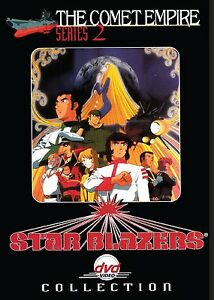 Star Blazers - Series 2: The Comet Empire - Collection (2002) 6 DVD Bundle Pack