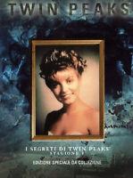I Segreti di Twin Peaks - Stagione 1 - Cofanetto Con 4 Dvd - Nuovo Sigillato