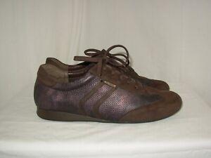 MEPHISTO Chaussures derbies Femme EUR.5 (P.38) US.7 1/2 Marron