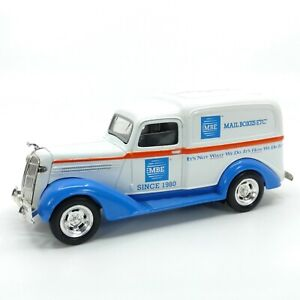 Liberty Classics 1936 Dodge Die Cast Car Mail Boxes Etc Coin Bank Limited Metal