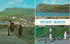 Multiview With Man & Horse, PORT ERIN, Isle Of Man