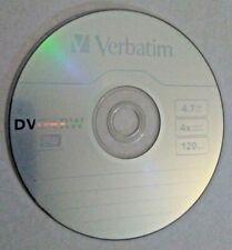 Verbatim 94834 30pk DVD RW 4.7gb 4x Branded Spindle