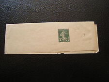 FRANCE - bande journaux entier (date 250) (Z5) french (Y)