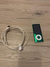 Apple iPod nano 5. Generation Grün (8GB), Voll Funktionsfähig, Top