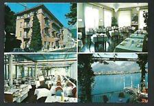 Malgrate ( Lecco ) : Hotel Promessi Sposi - cartolina non viaggiata anni '70