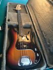 Ventura lawsuit P-bass 1970's Tobacco Burst Made in Japan for sale