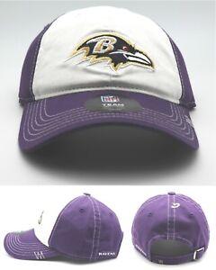 Baltimore Ravens New NFL Proline Youth Purple White Color Block Era Hat Cap