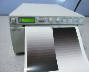 Sony Video Graphic Printer UP-897MD TESTED / WARRANTY