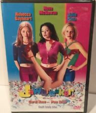 Jawbreaker (DVD, 1999) Rebecca Gayheart Rose McGowan WITH INSERT