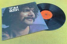 """""""  TOM RUSH """" SUPER UK SELF TITLED ORIGINAL LP"""