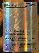Pokemon Dialga EX Full Art Secret Rare (122/119) - XY04 PL (Read Description)