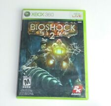 Bioshock 2 Xbox 360 Good Condition Tested (No manual)