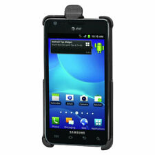 Black Swivel Belt Clip Holster for Samsung Galaxy S 2 i777 AT&T