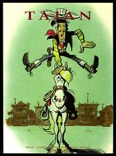 CATALOGUE VENTE BD  ENCHERES    TAJAN   PARIS    19/04/08  LUCKY LUKE