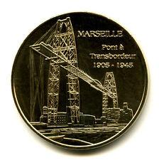 13 MARSEILLE Pont à transbordeur, 2010, Monnaie de Paris