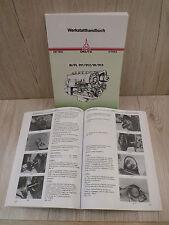 *Werkstatthandbuch Deutz Diesel Motor 912 F2L912 für Schlepper D2807*