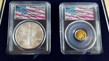 WTC Recovery Coin Set 1 of 1440 Very Rare Collectors Universe, Gem Uncirculated