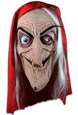 Halloween EC COMICS COLLECTION OLD WITCH Latex Deluxe Mask PRE-ORDER NEW 2017