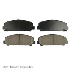 Beck/Arnley 089-1833 Front Original Equipment Brake Pads