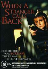 When a Stranger Calls Back Australia - IMPORT PAL Region 4