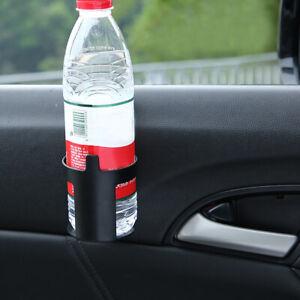 Black Large 12oz Cup Drink Bottle Holders for Car-Truck Interior, Window Dash