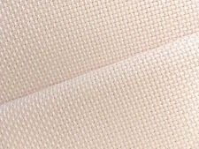 Ivory Cream 11 Count Zweigart Aida cross stitch fabric - various size options
