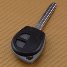 2 Button Remote Key Shell Case Fob for Suzuki Grand Vitara Swift Liana Match New
