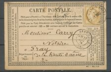 1876 CP Convoyeur Station LY.MAC NEUVILLE-S-SAONE RHONE(68) Sup X2588