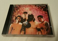 Rage Against the Machine The Last Days 1996 97 Soundness live album rare bootleg