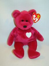 TY Beanie Babies Valentina Bear Original Baby 1999 Retired w/ Hang Tag