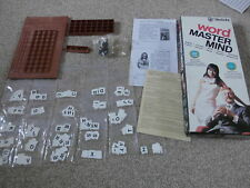 VINTAGE 1975 INVICTA WORD MASTERMIND GAME:  stocking filler over 40 years old