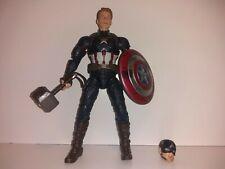 """Hasbro Marvel Legends Captain America Worthy Avengers Endgame 6"""" action Figure"""
