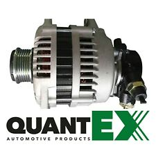 100AMP ALTERNATOR - ASTRA COMBO 1.7 CDTI WITH CLUTCH PULLEY LRA2806 QUANTEX