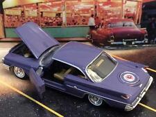 1960 60 CHRYSLER 300 F 2 DOOR CLASSIC MOPAR CAR 1/64 SCALE LIMITED EDITION E6
