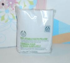 The Body Shop Inflatable Bath Pillow New