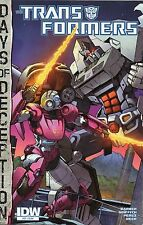 Transformers Robots In Disguise #37 (NM) `15 Barber/ Griffith