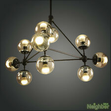 Modern MODO Glass Ball Suspension LED Pendant Lamp Chandelier Ceiling lights