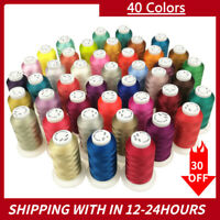 1 Set of Cross Stitch Thread DIY Accessories Polyester Threads for Home Room