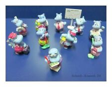 Happy Hippo Company Überraschungseier-Komplettsätze der BRD (1991-1995)