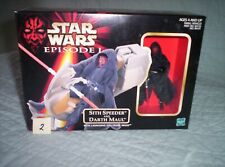 Maul Star Wars: Episode 1 Darth With Sith Speeder Large Doll Action Figure