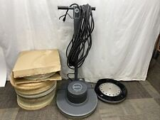 Advance Whirlamatic 20�Uhs Floor Buffer Burnisher 1520X w/pads & Scrubber Mint