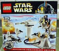 LEGO #7749 Star Wars Anniversary Edition ECHO BASE New in Box!