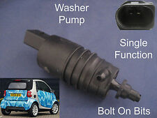 Front Windscreen Washer Pump Smart ForTwo Cabrio 2004 2005 2006 2007 Cabriolet