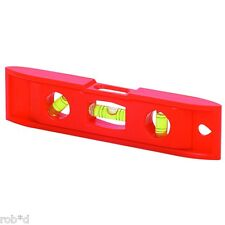 "6"" Magnetic Torpedo Level Carpenter Carpentry Framing Spirit Level Bubble 3 way"