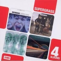 SUPERGRASS 4CD SET NEW I Should Coco/In It For Money/Supergrass/Road To Rouen